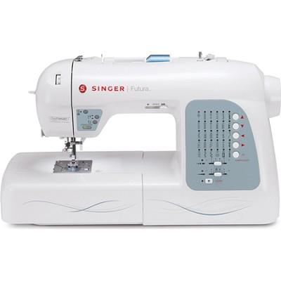 singer futura embroidery machine reviews