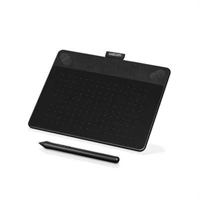 Wacom Intuos PHOTO Pen & Touch Tablet, Black, Small, Software Included