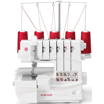 singer 14t968dc serger overlock machine. Black Bedroom Furniture Sets. Home Design Ideas