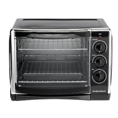 Hamilton Beach Countertop Convection Oven 31197 : BuyDig.com - Hamilton Beach Countertop Oven with Convection ...