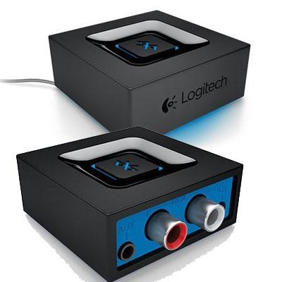 logitech bluetooth audio adapter for. Black Bedroom Furniture Sets. Home Design Ideas