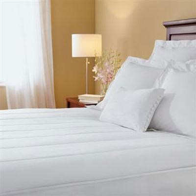 Buydig Com Sunbeam Quilted Heated Mattress Pad Twin