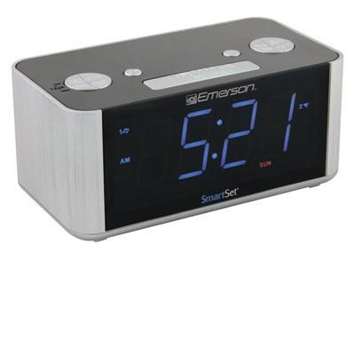 Buydig Com Emerson Cks1708 Smart Set Radio Alarm Clock