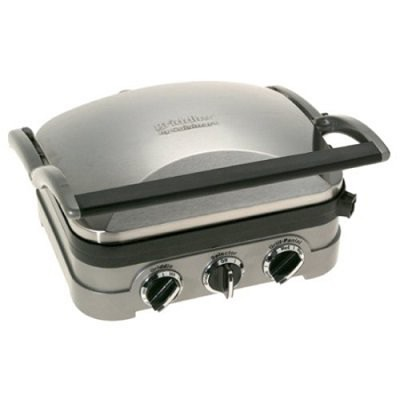 how to make grilled cheese on cuisinart griddler