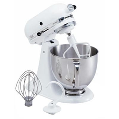 Kitchenaid artisan series 5 quart tilt head for Kitchenaid f series