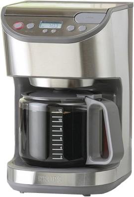Coffee Maker Java Code : BuyDig.com - Krups 10-Cup Designer Coffee Maker