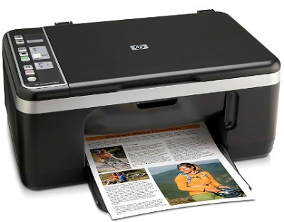 hewlett packard deskjet f4180 all in one printer. Black Bedroom Furniture Sets. Home Design Ideas
