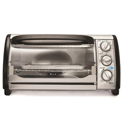 Buydig Com Sensio Bella 4 Slice Toaster Oven In