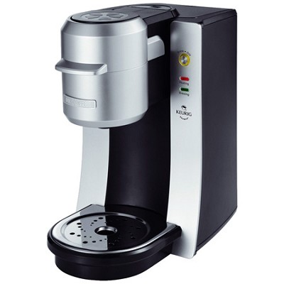 Coffee Maker With Keurig Technology : BuyDig.com - Mr. Coffee BVMC-KG2-001 Single Serve Coffee Maker Powered by Keurig Brewing Technology