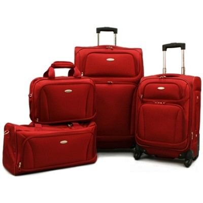 Samsonite 4 Piece Lightweight Set