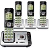 Vtech CS6729-4 DECT 6.0 Cordless Answering System w/4 Handsets & Caller ID Deals