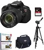 Canon EOS Digital Rebel T4i 18MP Camera w/18-55mm Lens Kit  + Photoshop Elements 10 + Canon PIXMA Pro 9000 Printer