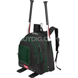 Sporting Goods BKPK Baseball Backpack - Dark Green