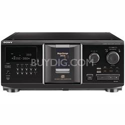 CDPCX355 - 300 Disc MegaStorage CD Changer