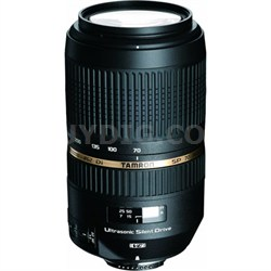 SP AF70-300mm Di VC USD For Nikon AF, With 6-Year USA Warranty