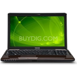 "Satellite 15.6"" L655D-S5102BN Notebook PC"