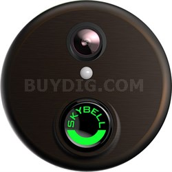 HD Wi-Fi 1080p Video Doorbell - Bronze (SH02300BZ)