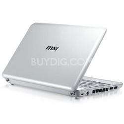 """WIND U100-279US 10"""" Intel Atom n270 1.6Hzh, 1Gb RAM, 160GB HDD, Windows XP Home"""
