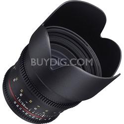 50mm T1.5 Cine VDSLR II Lens for Canon Mount