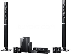 HT-C6730W - Blu-Ray Home Theater System with 3D Surround Sound
