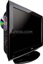 19CV100U 19-Inch 720p LCD/DVD Combo TV (Black Gloss)