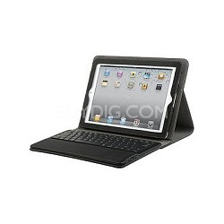 Portfolio with Removable Bluetooth Keyboard for Ipad 2 - OPEN BOX