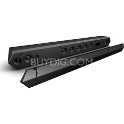 HTST7 HD Sound Bar with Wireless Subwoofer