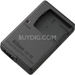 MH-66 Battery Charger for EN-EL19 Batteries Coolpix S3100, S4100