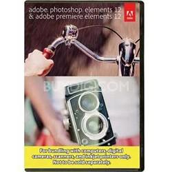 Photoshop Elements and Premiere Elements 12 - MAC / PC (bundle package)