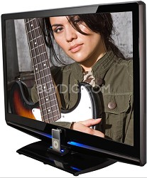 "LT-42P300 42"" High Definition 1080p LCD TV w/ iPod Dock"