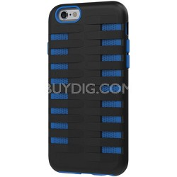 Cobra Apple iPhone 6 Silicone Dual Protective Case - Black/Blue