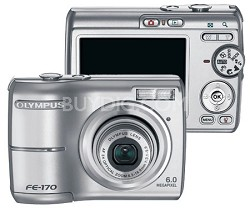 FE-170 Digital Camera - REFURBISHED