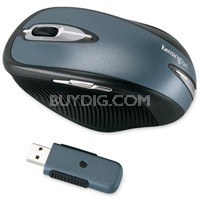 Laser Sharp Precision in a Three-Button Wireless Desktop Mouse (72242)