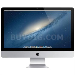 "iMac MD095LL/A 2.9 GHz Quad-core Intel i5 27"" Desktop - REFURBISHED"