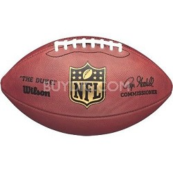 NFL Official Leather Game Ball Football