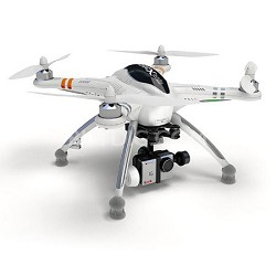 Quadcopter, DEVO F7 Remote, iLook+ 1080p HD Camera, 2-Axis Gimbal- RTF6