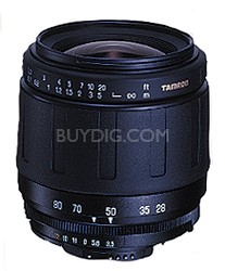 28-80mm F/3.5-5.6 Aspherical For Sony & Minolta Maxxum, With 6-Year USA Warranty
