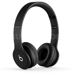 Solo HD On-Ear Headphones with Built-in Mic (Black)