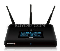 Xtreme N Wireless Gaming Router, QoS, 4-Port Ggbt Switch, Dual Bnd Draft 802.11n