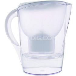 Marella Water Filtration Pitcher - White