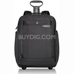 Harbin Wheeled Backpack (59072)(Black)