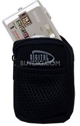 Ultra-Compact Digital Camera Deluxe Carrying Case - CC1