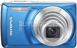 "Stylus 7030 14MP 2.7"" LCD Digital Camera (Blue)"