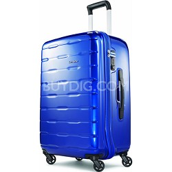 """Spin Trunk 25"""" Spinner Luggage - Blue"""