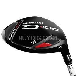 Staff D-100 5 wood 18* (Matrix Ozik REGULAR) 5w Golf Club