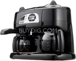 BCO130T Combination Coffee/Espresso Machine