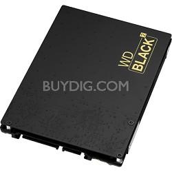 """WD Black2 WD1001X06XDTL 1 TB 2.5"""" Internal Hybrid Hard Drive - 120 GB SSD"""