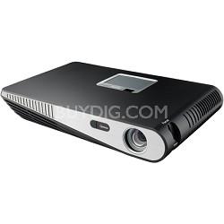 ML1000P WXGA 1000 Lumen 3D Ready Portable DLP LED Projector with HDMI