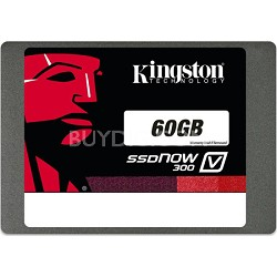 60GB SSD Now V300 SATA 3 2.5 (7mm height) w/Adapter