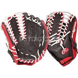 Gamer Xle Outfielder Trap-Eze Baseball Glove, Right Hand Throw